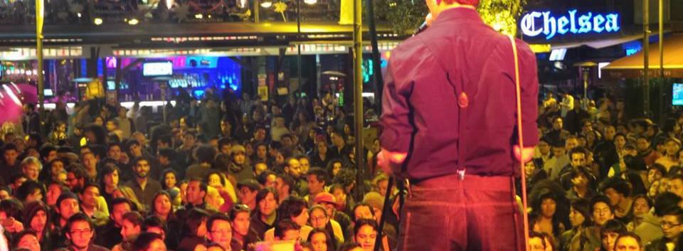 Live at Quito - Ecuador