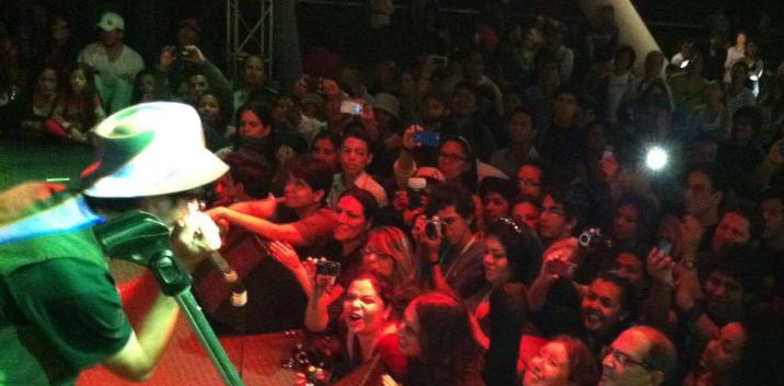 Live at Guayaquil - South America Tour