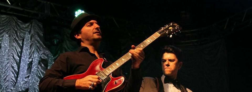 with Cesar Bottinha - New album release.
