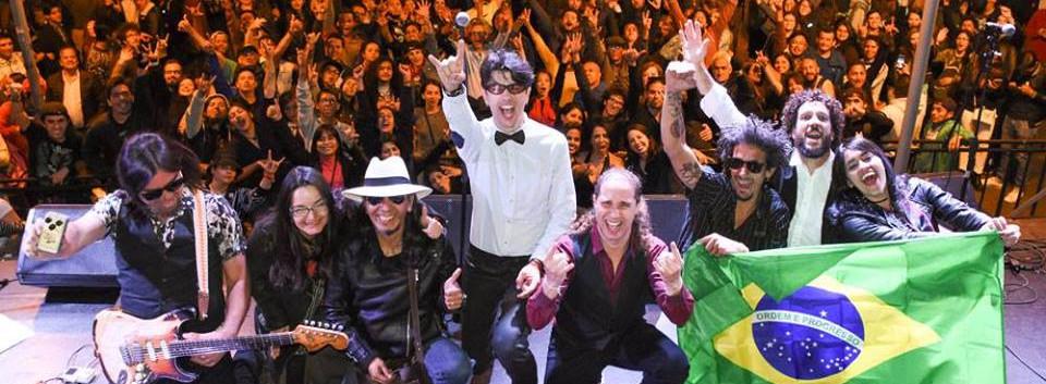 David Tanganelli - Live at Ecuador