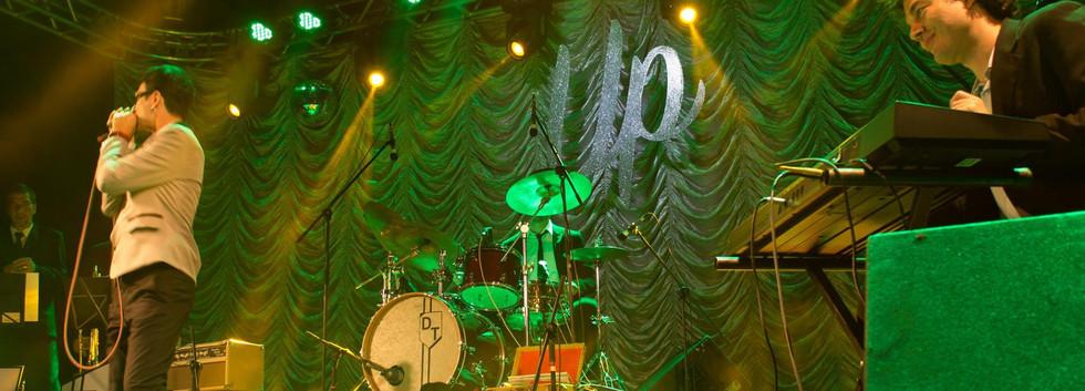 Live at Santiago - Chile.
