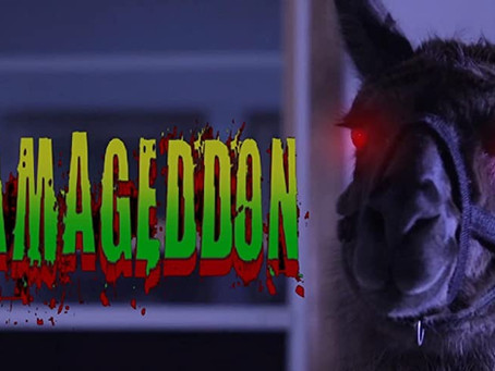 Review and Interview: Llamageddon