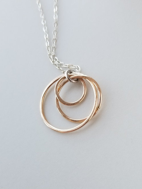 Eternal Orbit Necklace