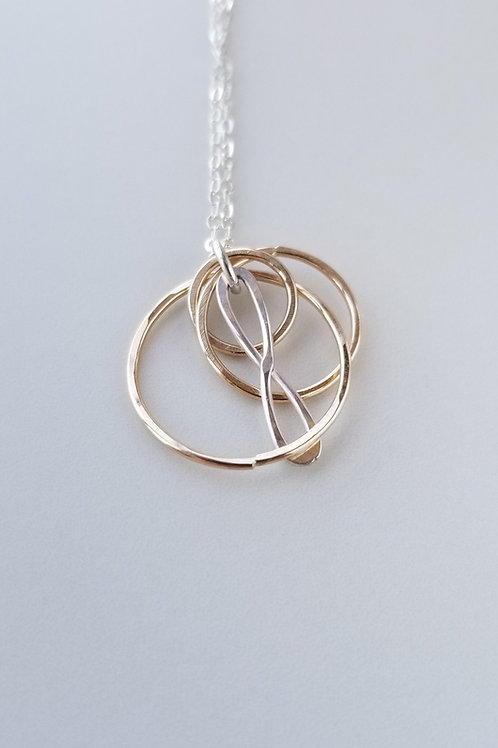 Eternal Orbit with Infinite Necklace