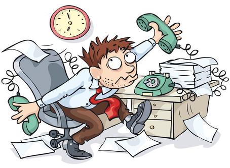 Управление торговым персоналом. Типичные зоны демотивации/ стресса торгового персонала