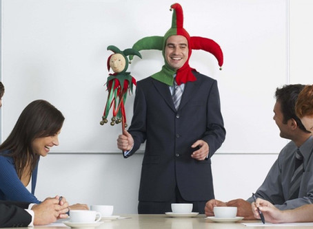 Самопрезентация, роли и имидж продажника