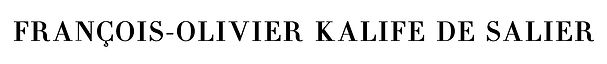 FRANCOIS OLIVIER KALIFE DE SALIER.jpg