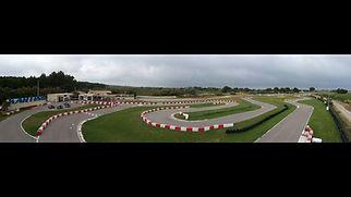 sunkart circuit karting 700 metres a gruissan