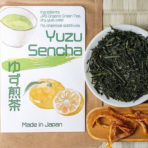 Yuzu Sencha 30g