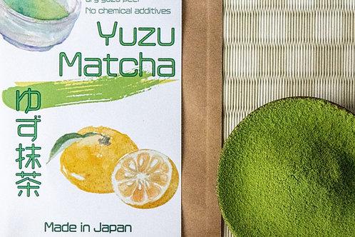 Yuzu Matcha 30g