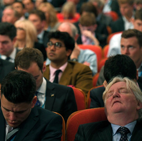 Muslim Fringe Meeting: Tory Party Conference