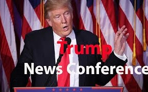 Trump blames CIA for 'fake' news