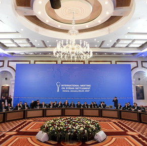 Syria talks start without face to face discussions