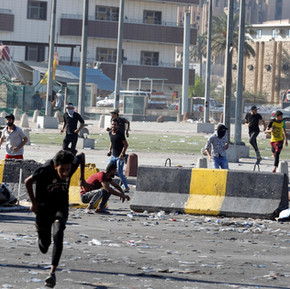 Death toll surges to 44 as Iraq unrest accelerates; no 'magic solution' says PM