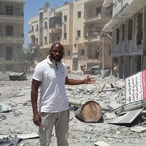 "Muslim Eye SPECIAL | ""I have no business still being alive!"" - Journalist, Bilal Abdul Kareem"