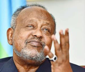 Ismaïl Omar Guelleh: the current President of Djibouti, in office since 1999.
