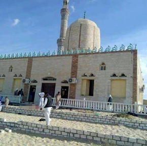 Egypt mosque attack: At least 235 people massacred