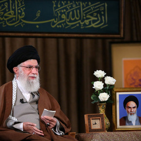 Khamenei distrusts U.S. offer to help Iran fight coronavirus