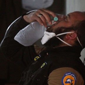 French intelligence report says Assad forces behind April 4 sarin attack