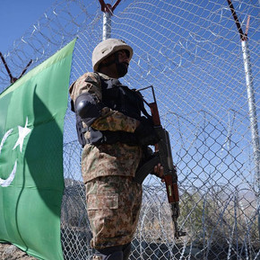 EYE FOCUS: Pakistan Builds Border Fence, Limiting Militants and Families Alike