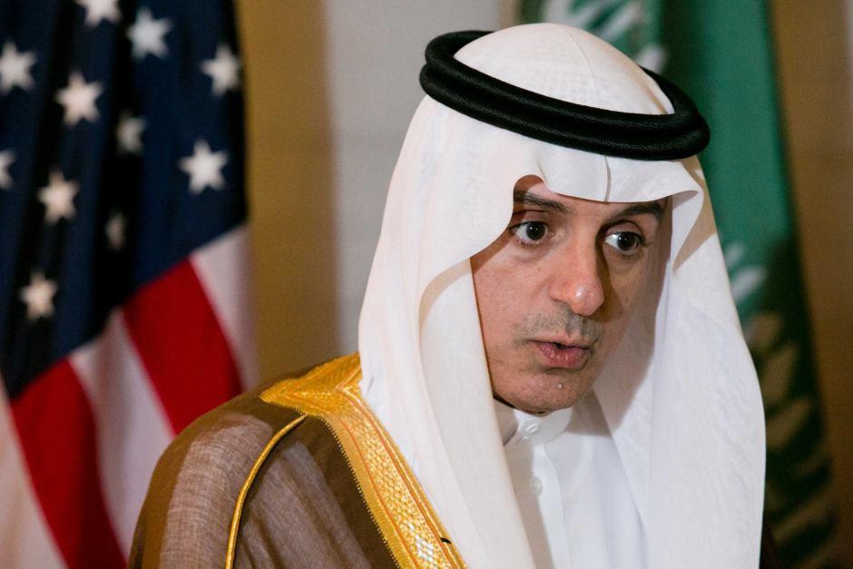 Saudi Foreign Minister Abdel Al Jubeir recalls Saudi's German Envoy