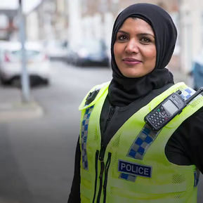 UK Police Officer's Hijab Inspires Muslim Women