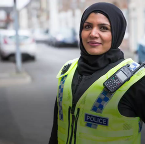 UK Police Officer's Hijab Inspires Muslim Women