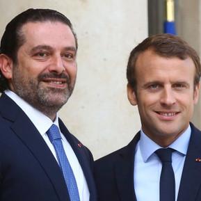 Lebanon awaits Hariri's return as Iran weighs in against France