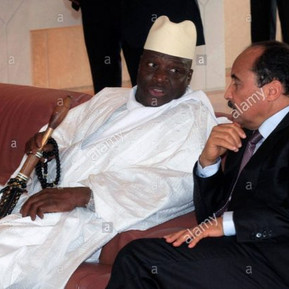 Gambia's Jammeh Decides To Stay Put