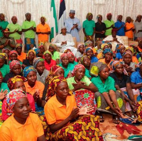 Nigeria Chibok girls: Parents learning if daughters among those freed