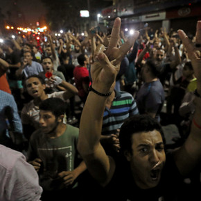 Crackdown widens after call for new protests in Egypt