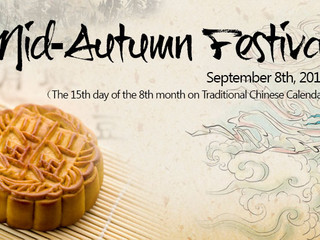 SoundBox Karaoke Mid-Autumn Festival(Known as Moon Cake Day) night is coming!