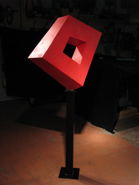 Form in Red