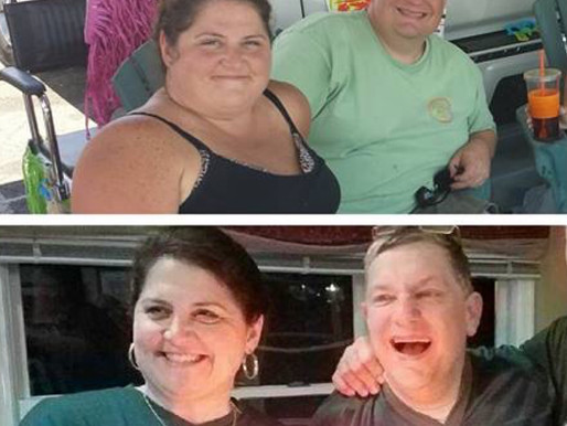 Keto/Fasting Transformations: Thinking Outside the Box Did It For This Keto Couple