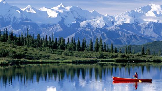 It Took Alaska...