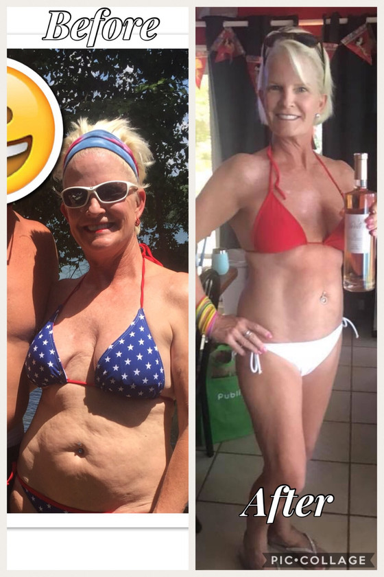"Keto/ Fasting Transformations: ""I believe KETO is something I can do for the rest of my life!&q"