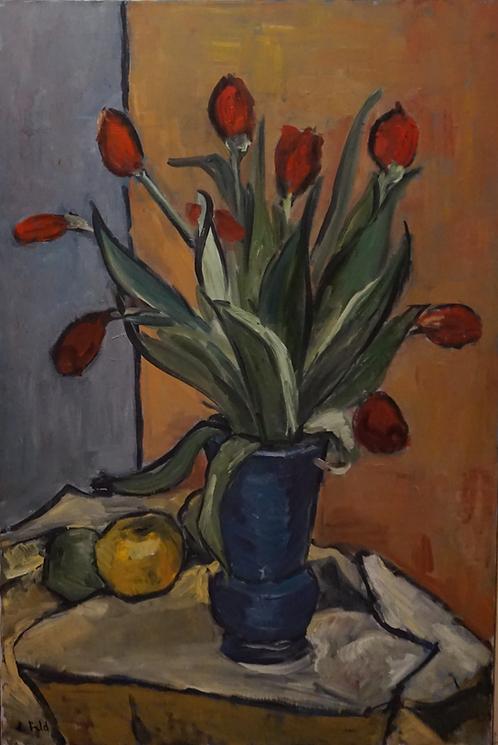 No. 22: Tulips