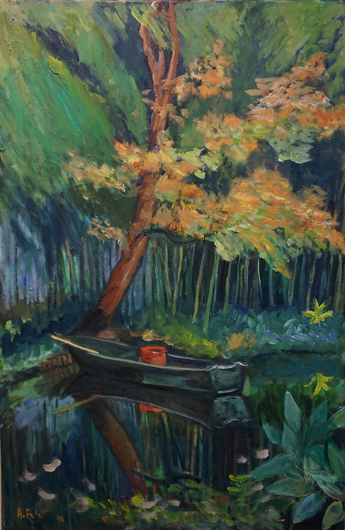 No. 9: Boat