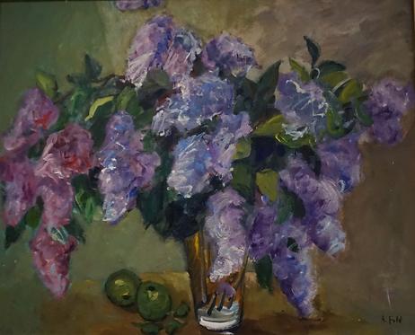 No. 18: Lilac A
