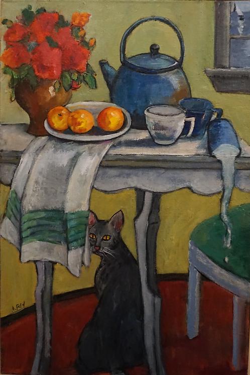 No. 19: Cat