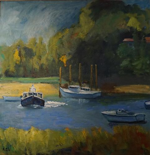 No. 28: Boats