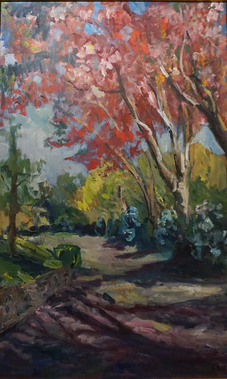 No. 30: Pink Tree
