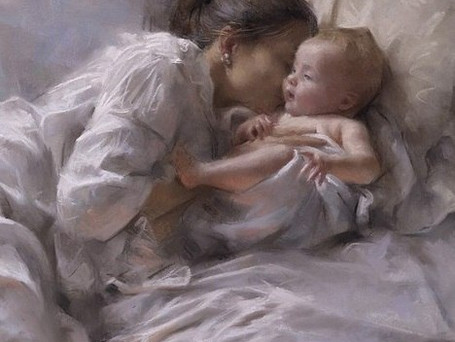 """Жидкая любовь. Или """"путы материнской любви"""" действительно существуют?"""