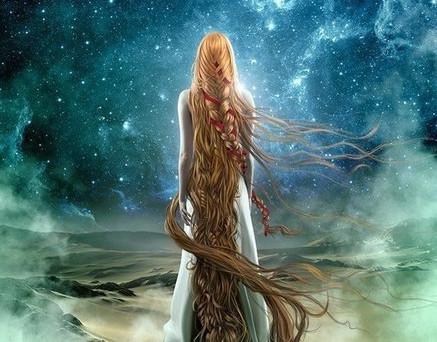 Сказка о том, как принцесса волшебство искала