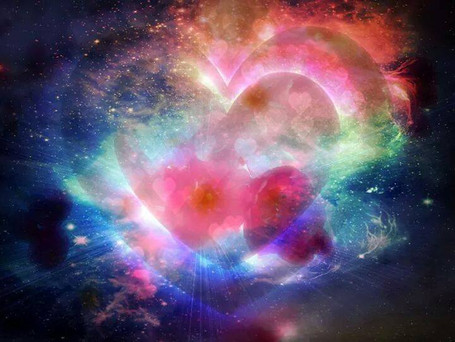 Вселенная поёт в едином звуке с нами...