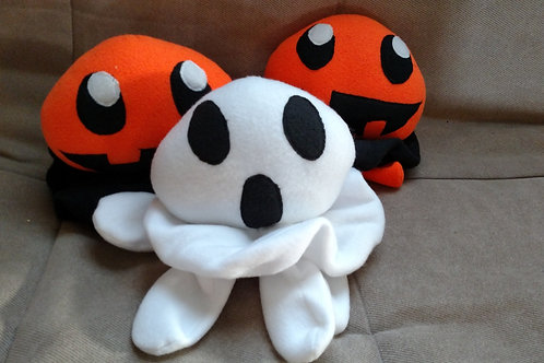 Spoops and Carves Jellies Handmade Plush