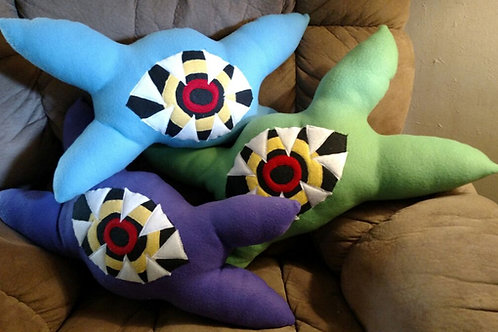 Parasite Plush Pillows
