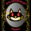 Thumbnail: Chesh Kitty Cookie Enamel Pin by FallenFellFrisk