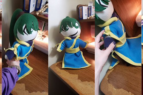 FE Blazing Blade Lyn Plush Doll