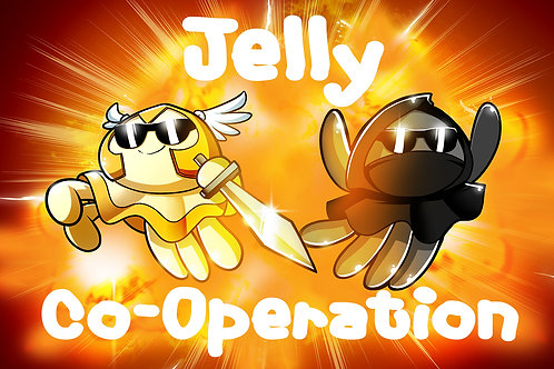 Jelly Cooperation Wallpaper